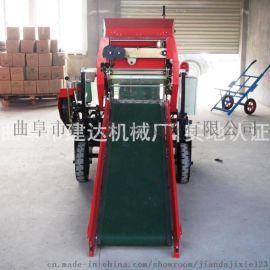 **青贮打捆机 新型立式稻草秸秆打包机