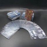 卡套 定制工作牌  套透明塑料pvc   卡套卡包