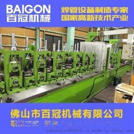 佛山不锈钢焊管机机械设备 复合管焊管机 波纹管制管机组