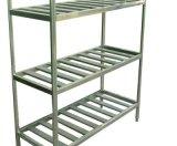 安康专业定制不锈钢各种规格货架公司【价格电议】