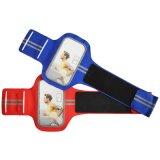 跨境专供臂带式手机套 跑步手机臂带户外运动手机保护臂带定制