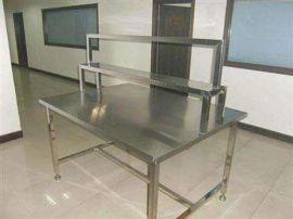 汉中不锈钢厨房工作台/汉中不锈钢加工/批发价格
