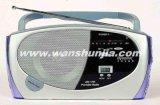 多波道便攜收音機(PR-111)