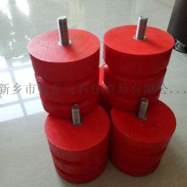 聚氨酯缓冲器 行车红色防撞缓冲器 JHQ-A型