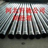 軒馳160*3熱浸塑鋼管北京專業生產廠家
