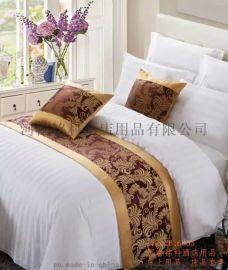 河南中  酒店布草定做,酒店床单被套床品洗涤方法