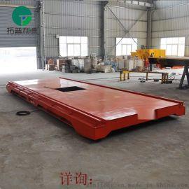 电动平板 拖车 拖电缆车拖线 耐磨使用寿命长