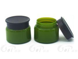汕頭高派公司專業生產膏霜瓶GS005,PP塑料包裝瓶,化妝品包裝瓶