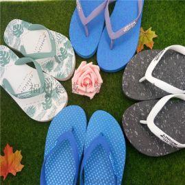 【厂家直销】夏季新款潮流沙滩人字拖男士韩版户外休闲防滑拖鞋