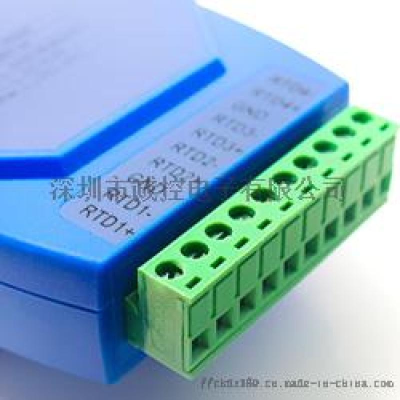 闭环控制系统常用模拟量输入模块DAM-6160
