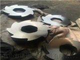 撕碎机刀片-定制金属双轴轮胎撕碎机刀片