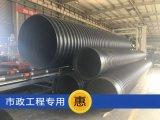 市政排水钢带增强螺旋波纹管单价