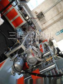 PE软管挤出生产线PVC毛管灌溉管生产线PE管材机