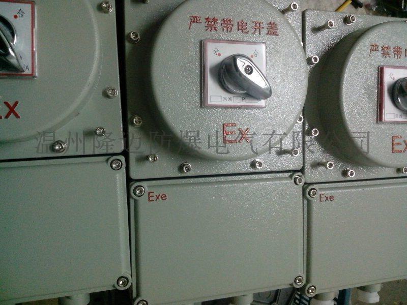 BLK52-10A/220V防爆負荷開關