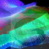 發光面料 光纖布料 夜光布料