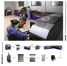 DFD系列智能化仿生馒头生产线
