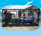 高扬程8寸柴油机多级泵  柴油机水泵机组