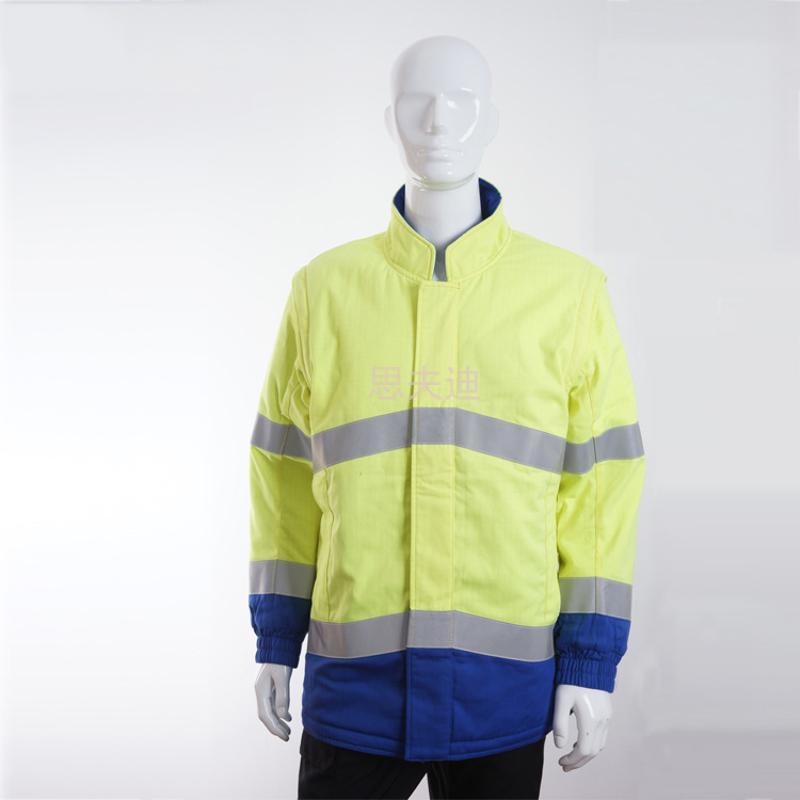 高可視服 PTFE防水 防電弧服 防酸鹼 防噴濺 熒光阻燃防靜電服