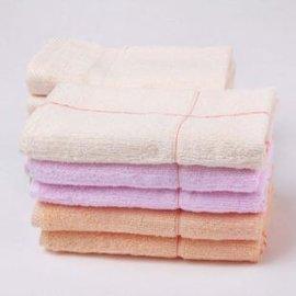 竹丝雅全竹竹纤维方巾(MJ333350-4)