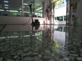 瑞安旧水磨石地面镜面处理,瑞安水泥地板硬化工程