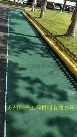 全国彩色沥青路面喷涂 彩色沥青路面掉色修复