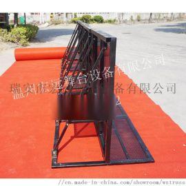 铝合金防爆栏 折叠防爆栏演出路障 铝合金防护栏