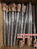 厂家直销铁金刚压胶机发热管、发热棒、电热管、加热管