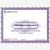 上海CMMI精益求精,鑄造品質的典範