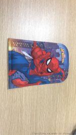 河池蜘蛛侠儿童卡通书包片厂家 北海布料压模片价格
