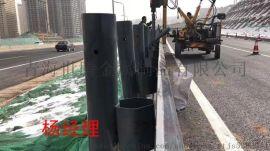 重庆波形护栏厂家 高速公路防撞护栏板 公路护栏