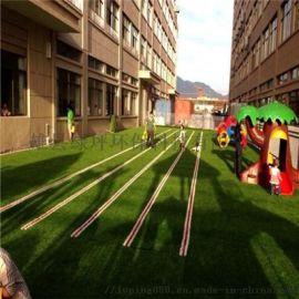 足球场专用仿真绿色草坪小区绿化用草