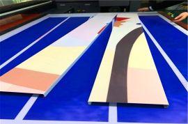 厂家供应艺术3D打印彩绘铝方通 彩绘艺术铝幕墙