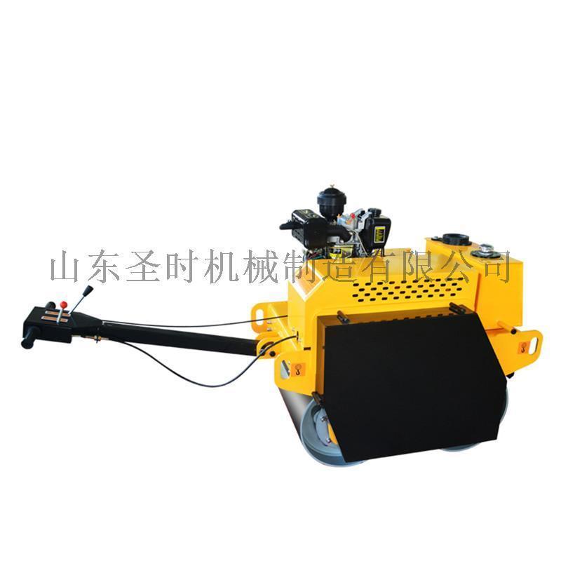 微型手扶压路机 双轮手扶压路机 座驾式小型压路机
