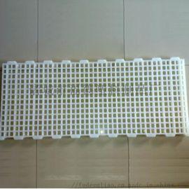 成鸭塑胶地板 漏粪地板厂家直销 防滑塑料漏粪地板