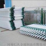 小区锌钢铁艺栏杆 工厂围墙 铁艺围墙锌钢护栏