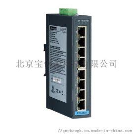 研華8埠非網管型工業乙太網交換機EKI-2528