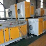 uv光氧設備適用在橡膠廠噴漆房有臭味的場所