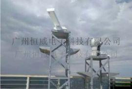 广州恒威科技1公里海域海水养殖海洋牧场防盗监控方案