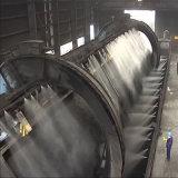 卸料口微米级干雾抑尘装置 煤棚上方干雾喷淋装置