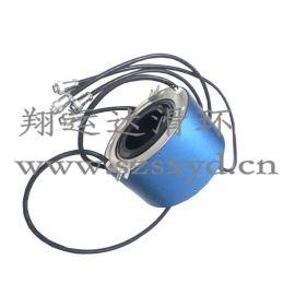STH-T080过孔导电滑环,翔运达滑环生产厂家