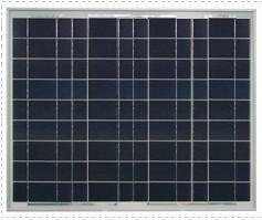 廣東星火45W多晶矽太陽能電池組件