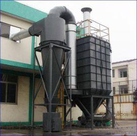 不锈钢旋风除尘器 304工业碳钢不锈钢风机除尘设备