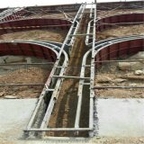 拱形護坡模具圖片  拱形護坡模具 哪余用得到