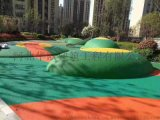 EPDM顆粒地面 幼兒園彈性地面 學校塑膠地面