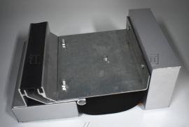 南京变形缝厂家直销地面抗震转角型SF-WFS型