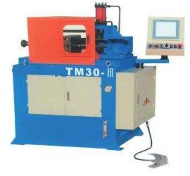 自动液压管端成型机(TM30 -Ⅲ)