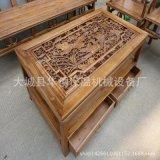 供應密度板雕刻機 電腦繪圖裁板壽材 棺材雕刻機