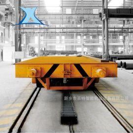 15年专业定做卷材车卷材运输轨道车蓄电池供电卷材转运车工具车