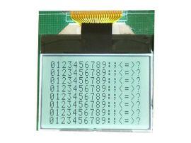 兼容精电MOBI2006低功耗液晶模块