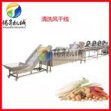 自产研发自动化 果蔬加工流水线  净菜配送**设备